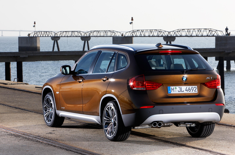 BMW X1 дебют в США в 2011 году - фотография №12