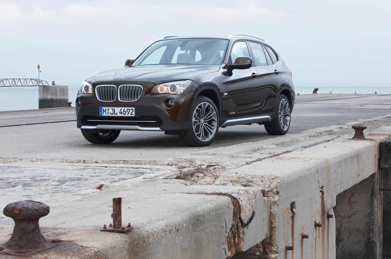 BMW X1 дебют в США в 2011 году - фотография №25