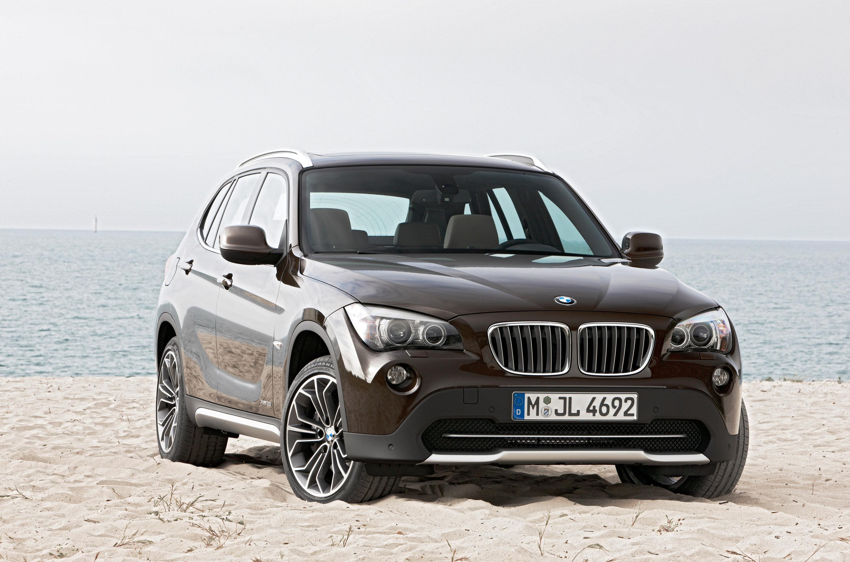 BMW X1 дебют в США в 2011 году - фотография №32