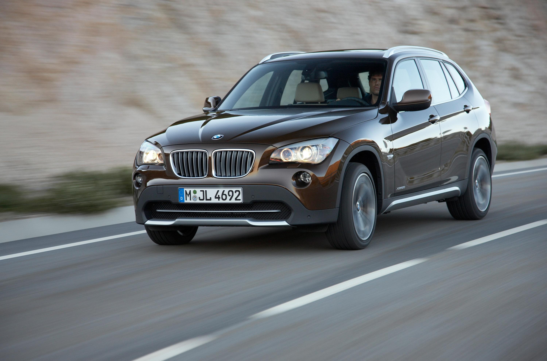 BMW X1 дебют в США в 2011 году - фотография №43