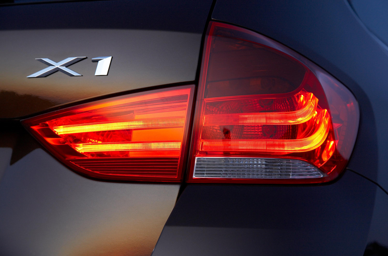 BMW X1 дебют в США в 2011 году - фотография №52