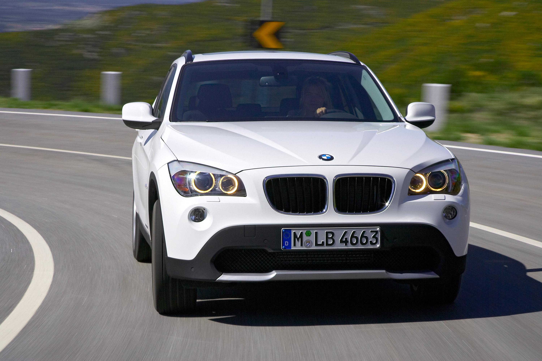 BMW X1 дебют в США в 2011 году - фотография №56