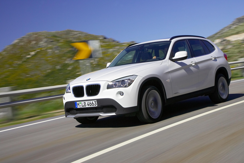 BMW X1 дебют в США в 2011 году - фотография №58