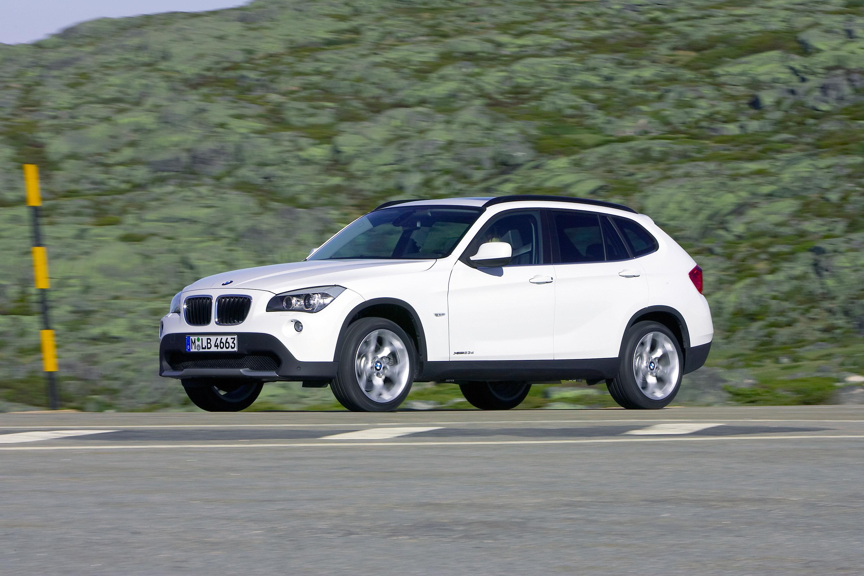 BMW X1 дебют в США в 2011 году - фотография №67