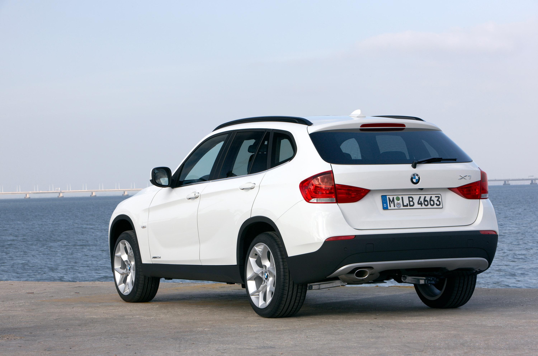 BMW X1 дебют в США в 2011 году - фотография №73