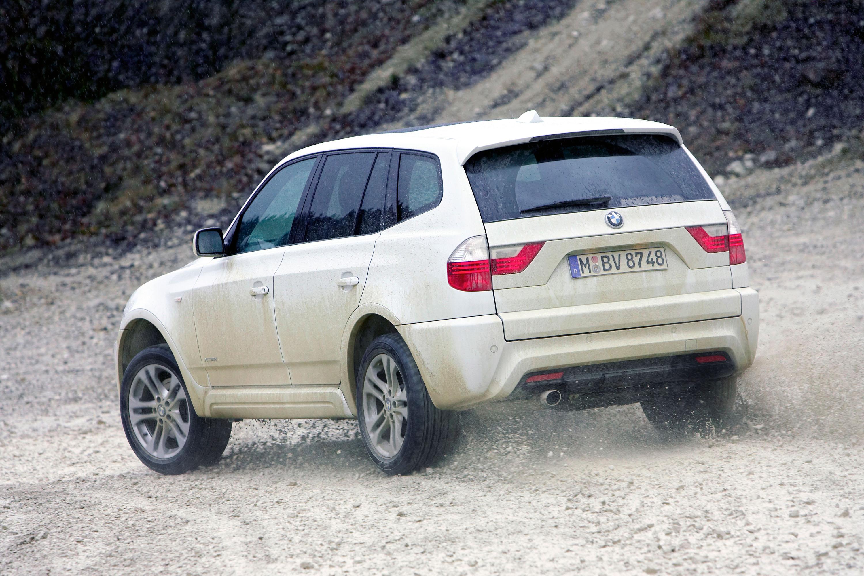 BMW X3 xDrive18d - фотография №21