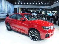 BMW X4 New York 2014