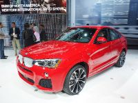 BMW X4 New York 2014