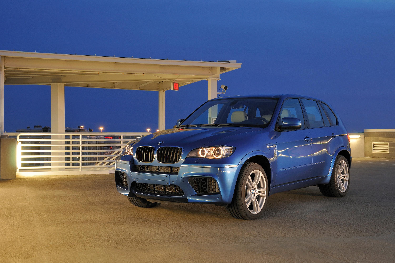BMW X6 M и BMW X5 M Make World дебютирует в 2009 году - фотография №41