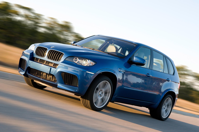 BMW X6 M и BMW X5 M Make World дебютирует в 2009 году - фотография №45
