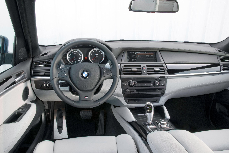 BMW X6 M и BMW X5 M Make World дебютирует в 2009 году - фотография №48