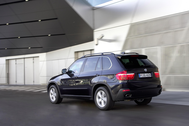 BMW X5 Security Plus - фотография №4