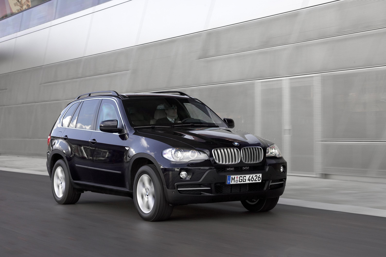 BMW X5 Security Plus - фотография №6