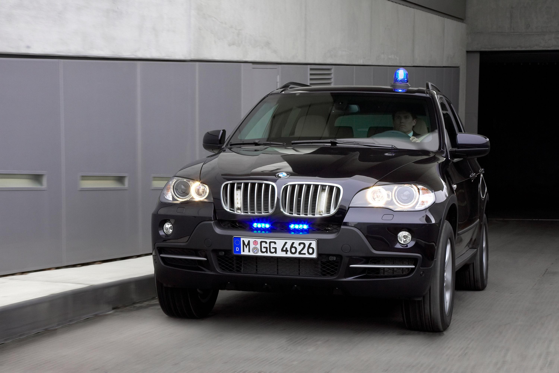 BMW X5 Security Plus - фотография №7