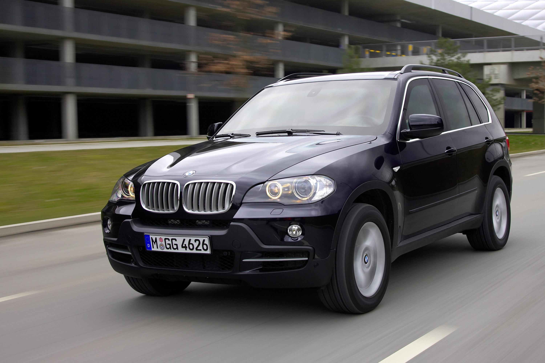 BMW X5 Security Plus - фотография №10