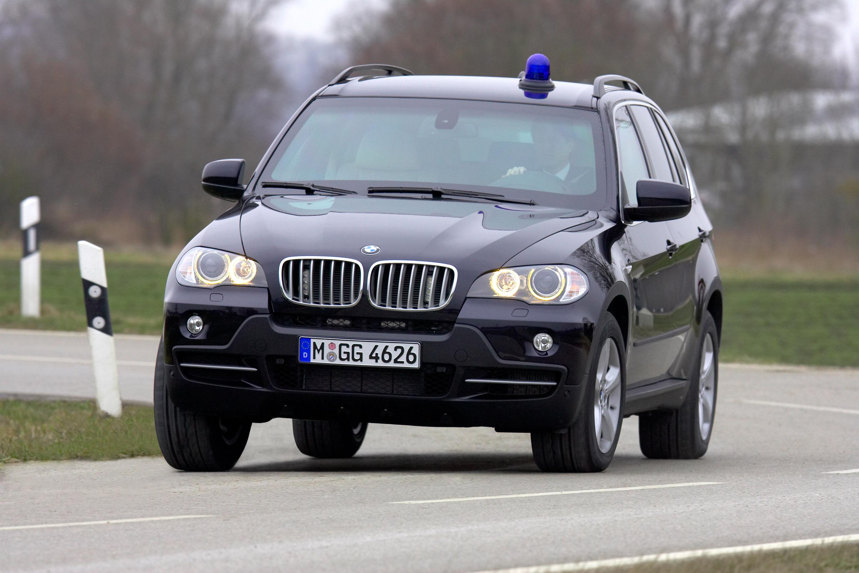 BMW X5 Security Plus - фотография №17
