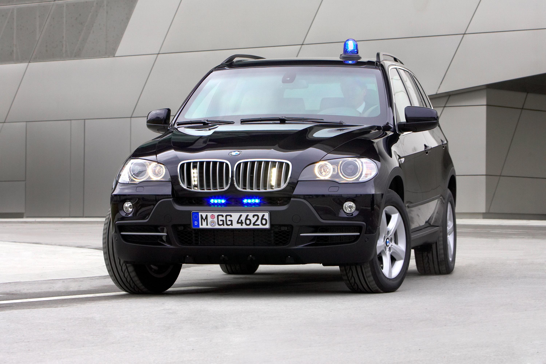 BMW X5 Security Plus - фотография №18