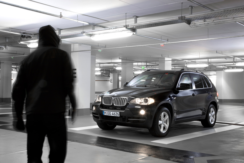 BMW X5 Security Plus - фотография №19