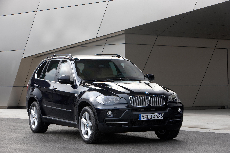 BMW X5 Security Plus - фотография №27