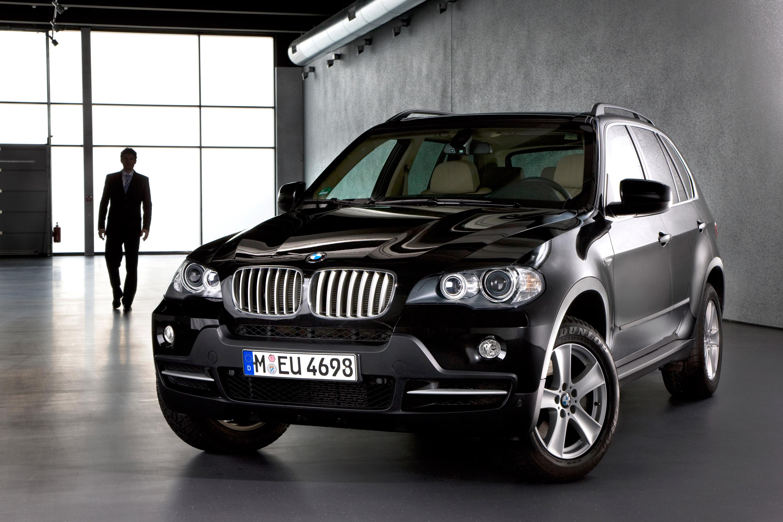 BMW X5 Security Plus - фотография №34
