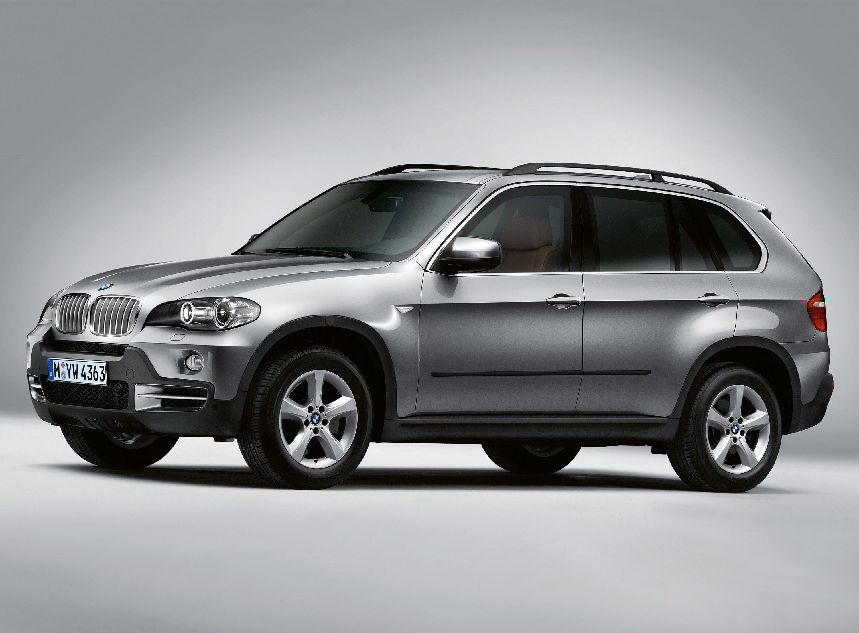 Встреча всех проблем: новый BMW X5 Security - фотография №1
