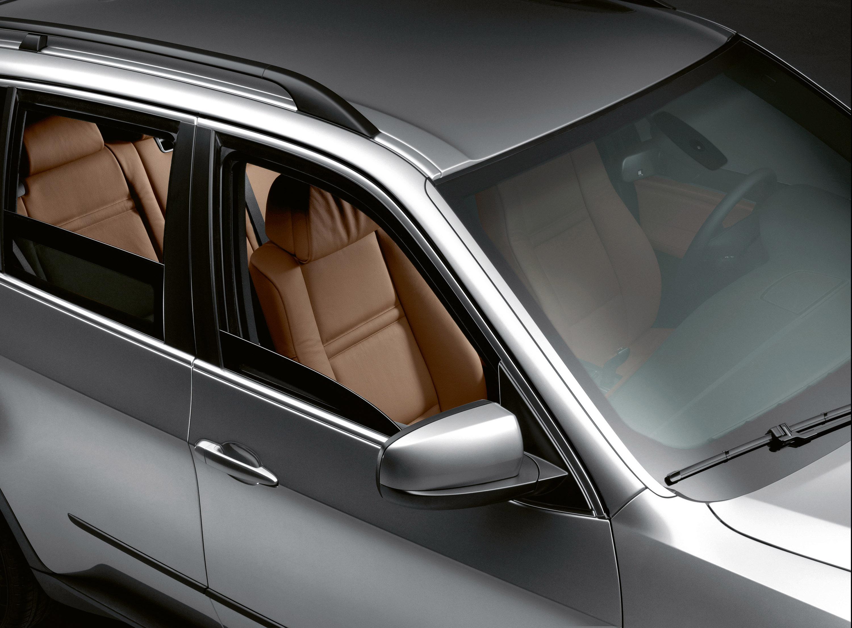 Встреча всех проблем: новый BMW X5 Security - фотография №5