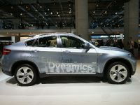 BMW X6 EfficientDynamics Frankfurt 2009