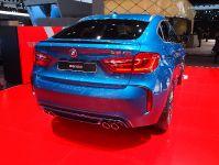 BMW X6 M Detroit 2015
