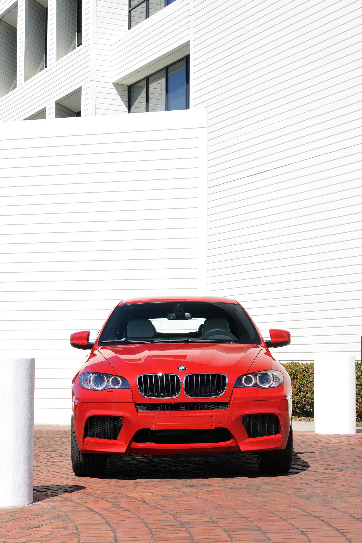 BMW X6 M и BMW X5 M Make World дебютирует в 2009 году - фотография №1