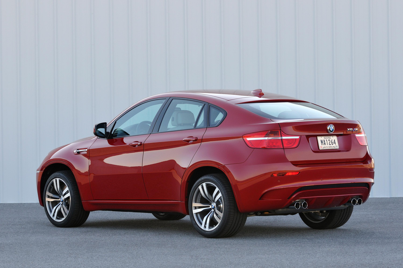 BMW X6 M и BMW X5 M Make World дебютирует в 2009 году - фотография №28
