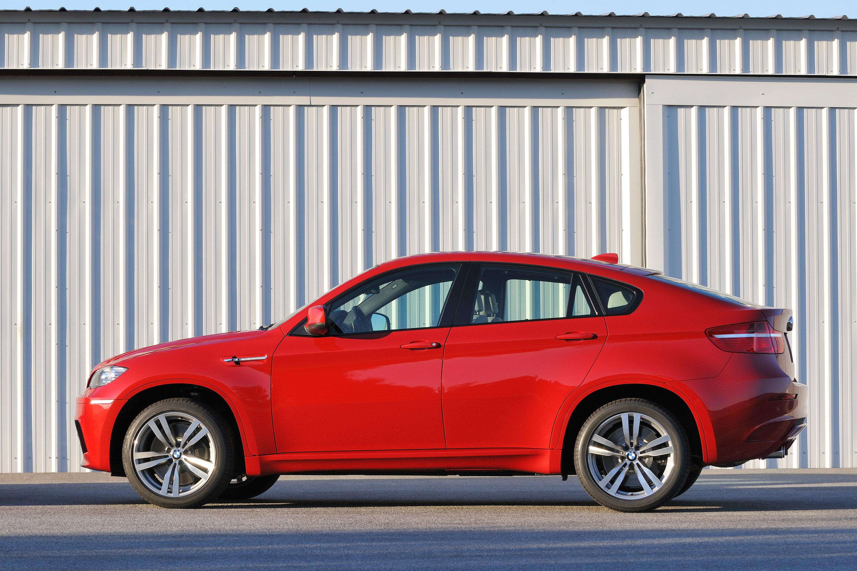 BMW X6 M и BMW X5 M Make World дебютирует в 2009 году - фотография №31