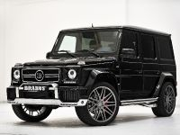 thumbs Brabus 2012 Mercedes G 63 AMG