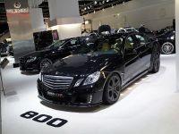 BRABUS Mercedes-Benz E V12 800 Frankfurt 2011