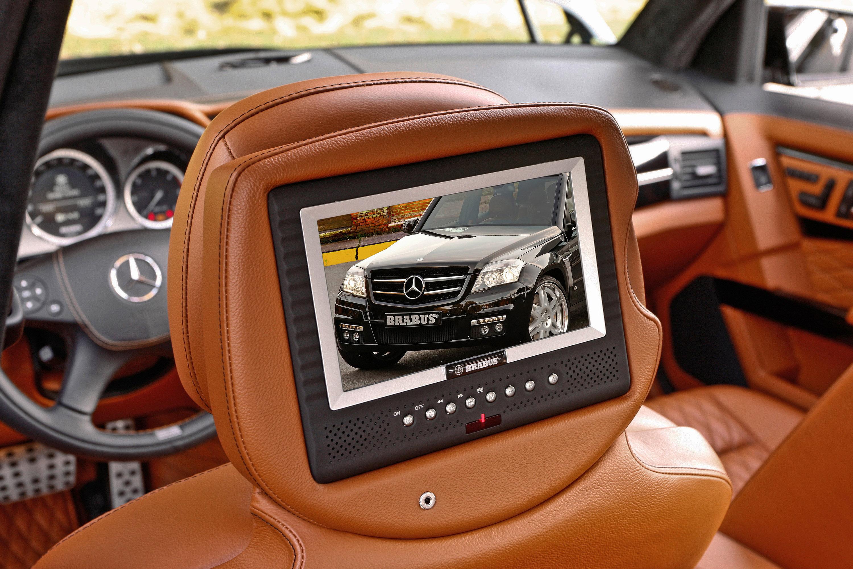 Mercedes-Benz тюнер вызов на выставке SEMA 2008: GLK в Лас-Вегасе - фотография №4