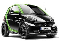 Brabus Smart Fortwo ED and ebike