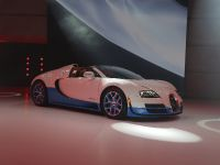 Bugatti at Paris Motor Show 2012