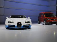 Bugatti at Paris Motor Show 2012