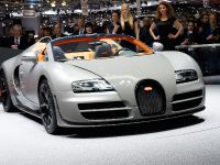 Bugatti Veyron 16.4 Grand Sport Vitesse Geneva 2012