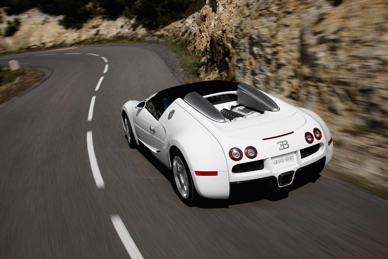 Новый Bugatti Veyron 16.4 Grand Sport - фотография №5