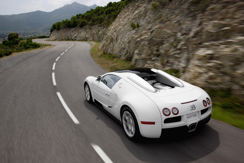 Новый Bugatti Veyron 16.4 Grand Sport - фотография №6