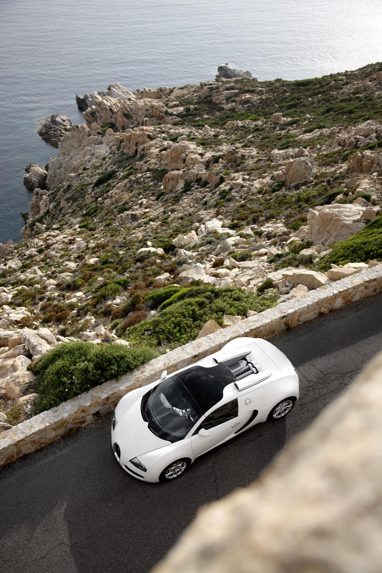 Новый Bugatti Veyron 16.4 Grand Sport - фотография №8