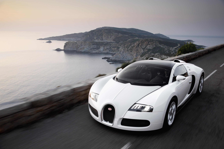 Новый Bugatti Veyron 16.4 Grand Sport - фотография №9