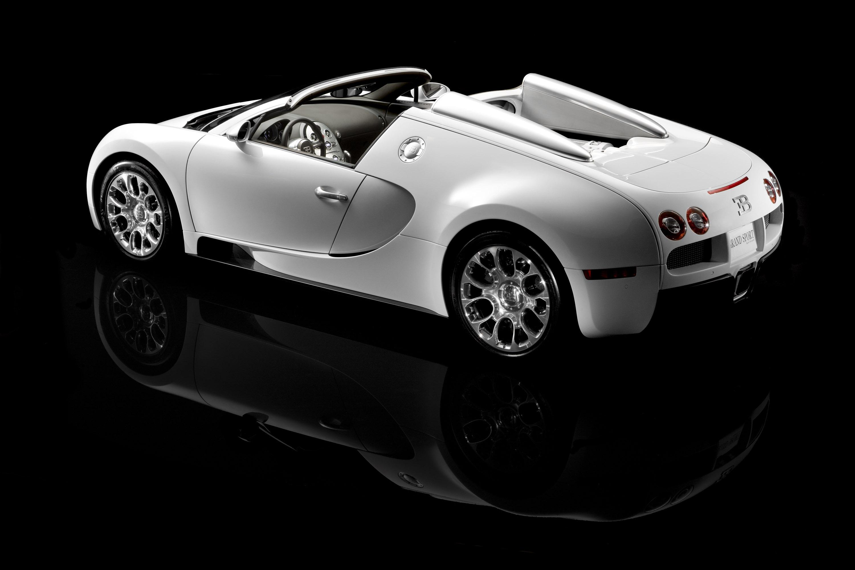 Новый Bugatti Veyron 16.4 Grand Sport - фотография №22