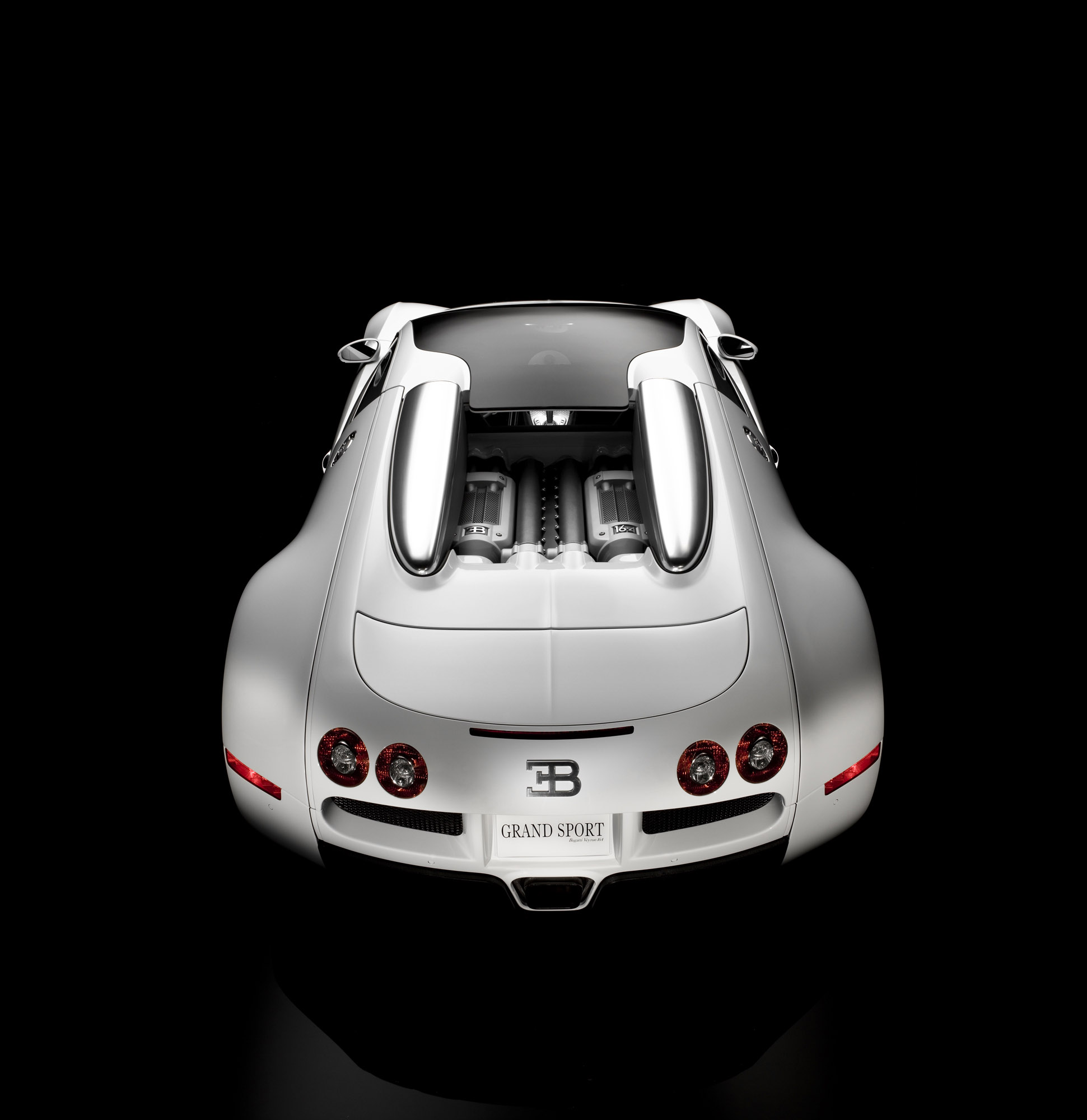Новый Bugatti Veyron 16.4 Grand Sport - фотография №25