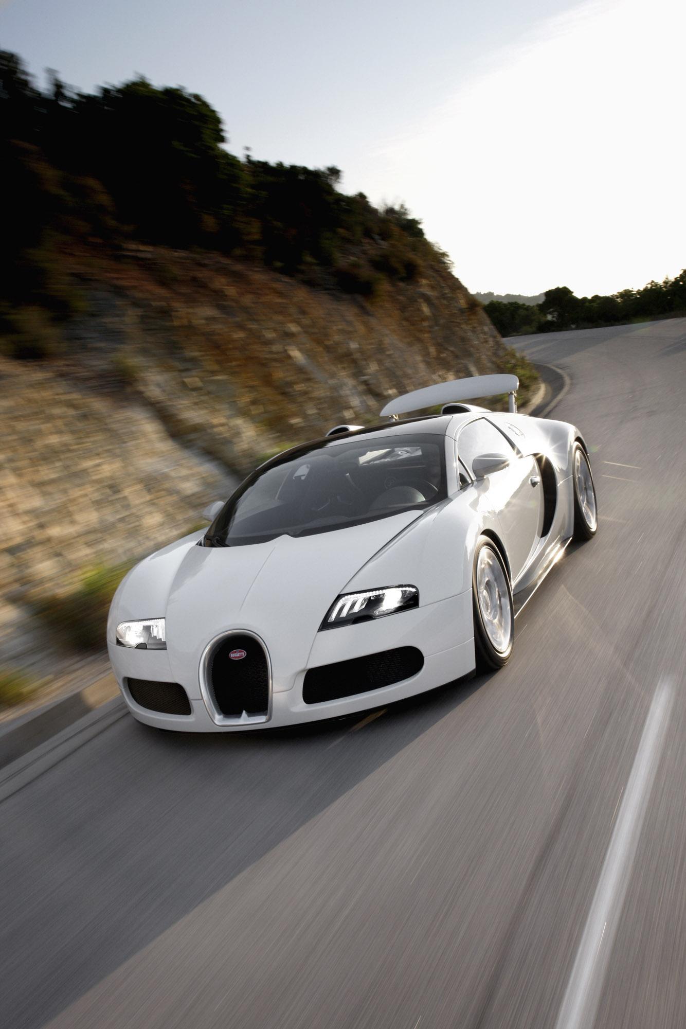 Новый Bugatti Veyron 16.4 Grand Sport - фотография №32