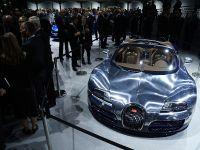 Bugatti Veyron Ettore Bugatti Legend Edition Paris 2014