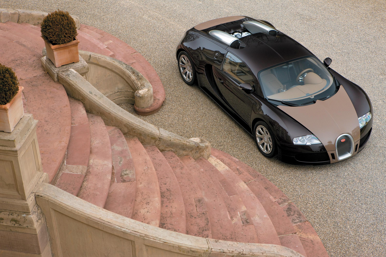 Bugatti Veyron FBG - фотография №3