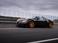 Bugatti Veyron Grand Sport Vitesse World Record Car Edition