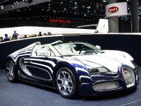 Bugatti Veyron LOr Blanc Frankfurt 2011