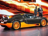 Bugatti Veyron Paris 2010